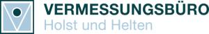 Logo Vermessungsbüro Holst und Helten