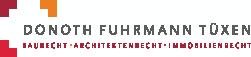 Logo Anwaltsbüro Donoth Fuhrmann Tüxen