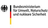 Logo BMU Bundesministerieum für Umwelt und Naturschutz
