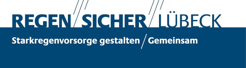 Logo Regen Sicher Lübeck