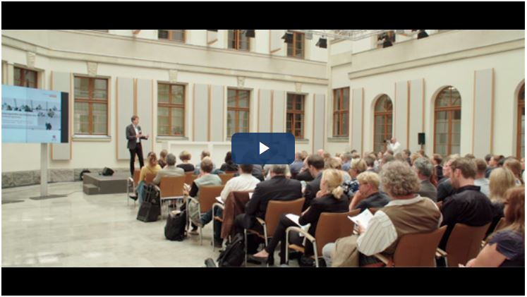 Screenshot vom BMU-Video zum 4. Vernetzungstreffen 2018