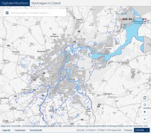 Digital Atlas Nord Startseite